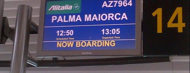 베네치아 마르코폴로 공항 (VCE) is one of International Airport Lists (2).