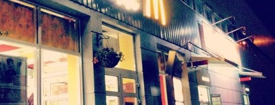 McDonald's is one of Posti che sono piaciuti a Anastasia.