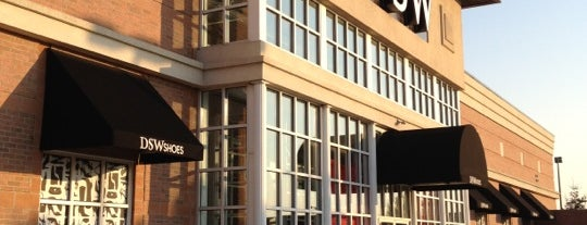 DSW Designer Shoe Warehouse is one of Angie's Liked Places.
