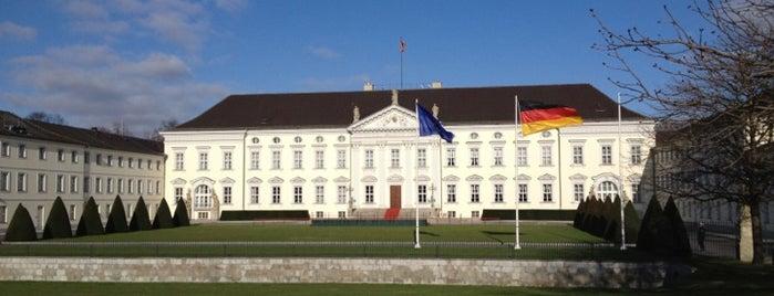 Schloss Bellevue is one of Trips / Berlin, Germany.