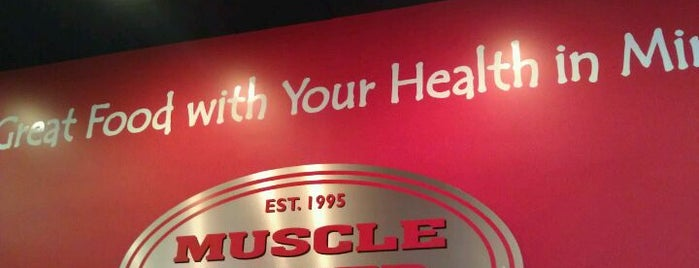 Muscle Maker Grill is one of Crystal : понравившиеся места.