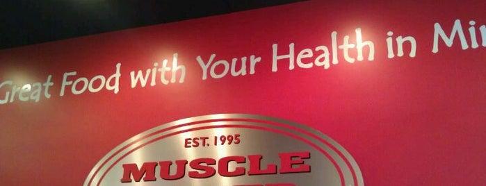 Muscle Maker Grill is one of Orte, die Crystal gefallen.