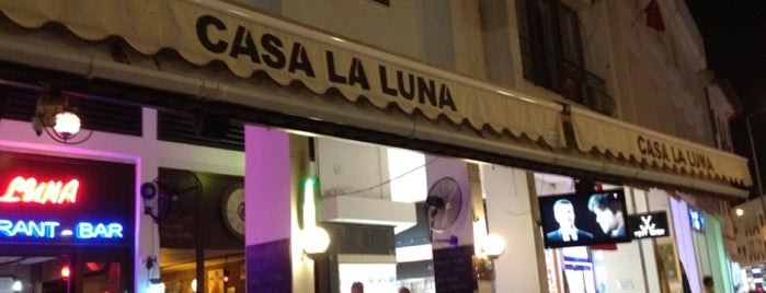Casa La Luna is one of Yasemin Arzu 님이 저장한 장소.