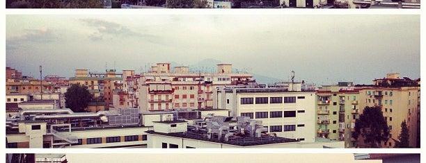 Vomero is one of Naples.