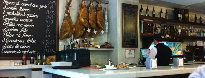 El Ruedo de Córdoba is one of where to eat in cordoba spain.