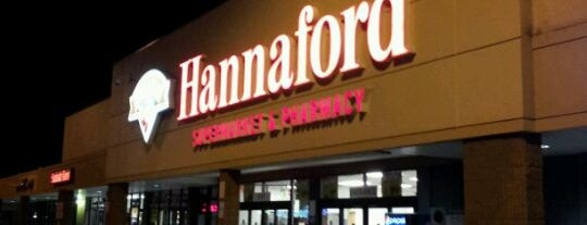Hannaford Supermarket is one of Jesseさんのお気に入りスポット.