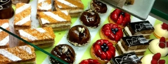 Financier Patisserie is one of NYC: FiDi Luncher.
