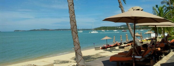 Bo Phut Resort And Spa is one of Locais curtidos por Nicolas.