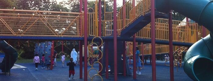 Centennial Park Playground is one of Robert : понравившиеся места.