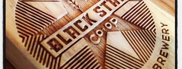 Black Star Co-op is one of Austin Places to Check Out.