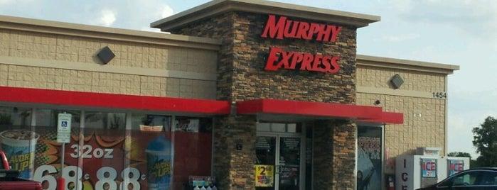 Murphy Express is one of Alisha 님이 좋아한 장소.
