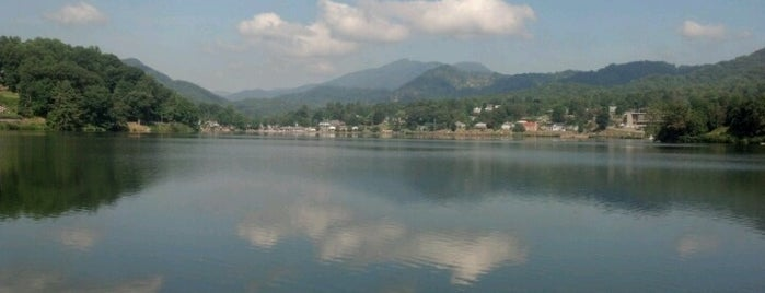 Lake Junaluska is one of Rick E 님이 저장한 장소.