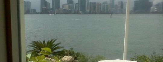 Rusty Pelican is one of Hungry in Miami.