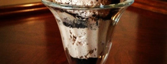 The Choc'late Mousse: A Pie Bar is one of LBK.