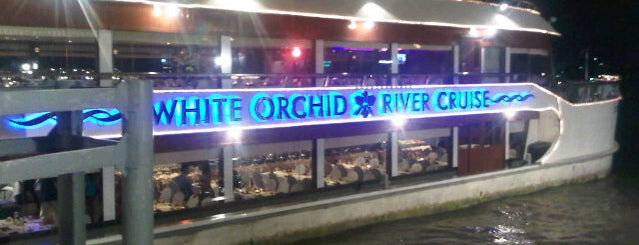 White Orchid River Cruise is one of Thailand.