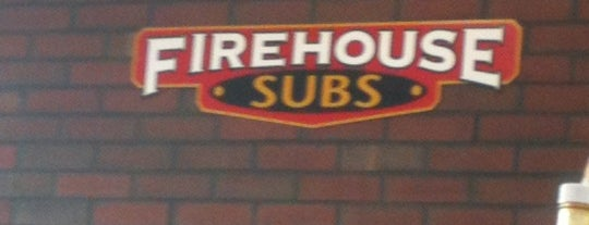 Firehouse Subs is one of Places I want to eat.