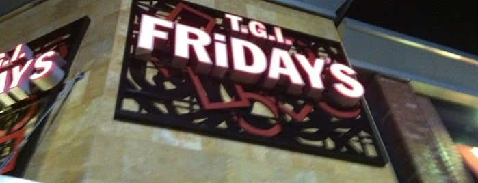 TGI Fridays is one of riverside-bars.