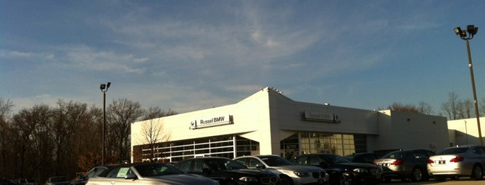 BMW of Catonsville is one of Leandro 님이 좋아한 장소.