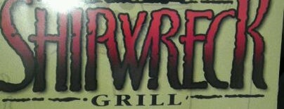 Shipwreck Grill is one of Tempat yang Disukai Mark.