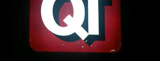 QuikTrip is one of Lieux sauvegardés par Rose.