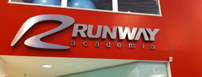 Runway Academia is one of Fábio Marceloさんのお気に入りスポット.