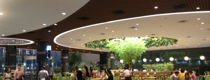 Food Garden is one of Singapur.