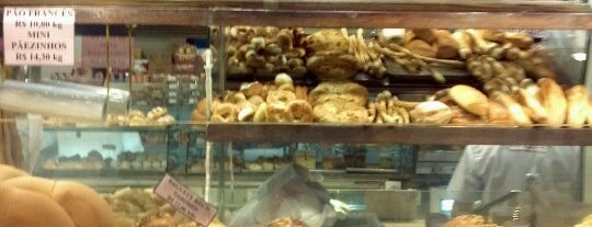 Pães e Doces Sagres is one of Bakeries, Coffee Shops & Breakfast Places.