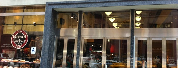 The Bread Factory Café is one of Tempat yang Disukai Christina.