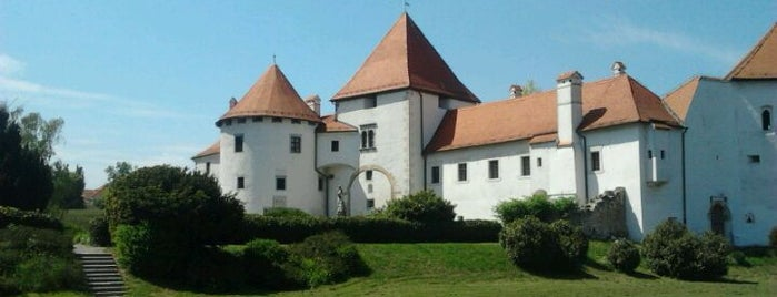 Stari grad Varaždin is one of Zagreb.