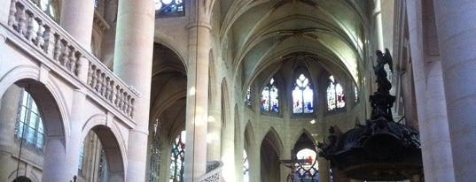 Église Saint-Étienne-du-Mont is one of Mouffetard et alentours.