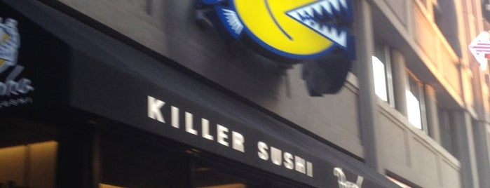 Piranha Killer Sushi is one of Restaurants.
