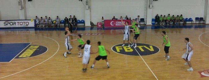 Caferağa Spor Salonu is one of ● Fenerbahçe Republic ★☆★.