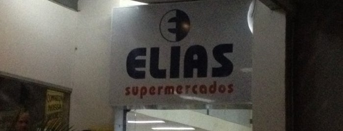 Supermercado Elias is one of Guilherme 님이 좋아한 장소.