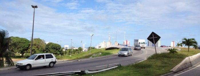 Viaduto de Ponta Negra is one of Lieux qui ont plu à Alexandre.