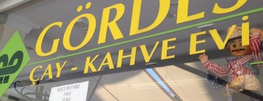 Gördes Çay -  Kahve Evi is one of Karşıyaka, İzmir.