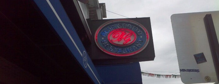 Blue Grotto Restaurant is one of Restaurants.