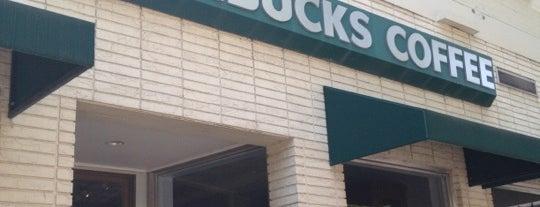 Starbucks is one of Lindsey 님이 좋아한 장소.