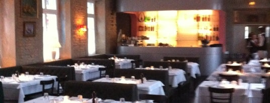 The Grand is one of Hip and expensive restaurants - Berlin.