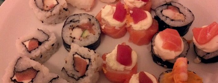 Osaka is one of Sushi em Recife.