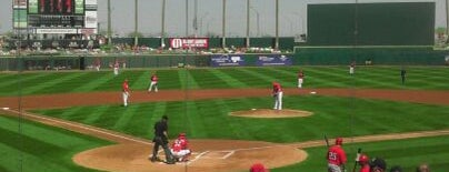 Goodyear Ballpark is one of Barryさんのお気に入りスポット.