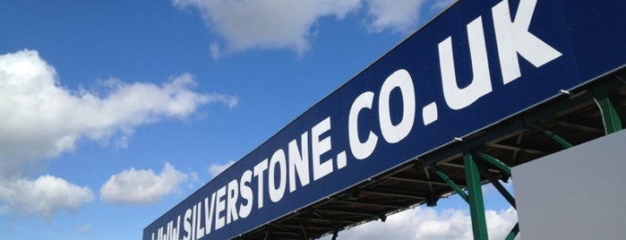Silverstone Circuit is one of MotoGP - Circuits.