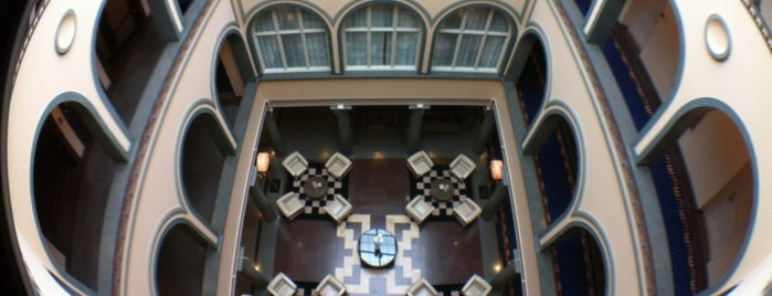 Elite Plaza Hotel is one of Design Hotels.