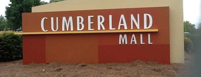 Cumberland Mall is one of Atlanta.