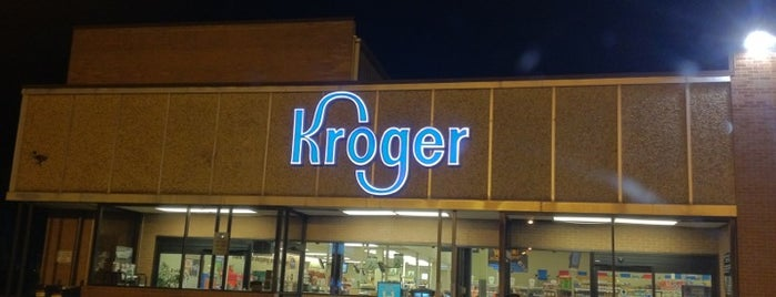 Kroger is one of Orte, die Graham gefallen.