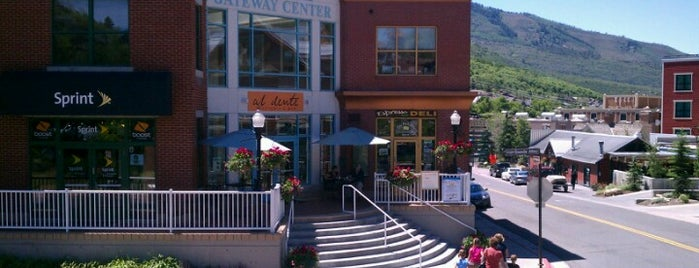 Historic Park City Main Street is one of Leland's Liked Places.