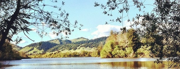 Spring Lake Park is one of Do: Sonoma ☑️.