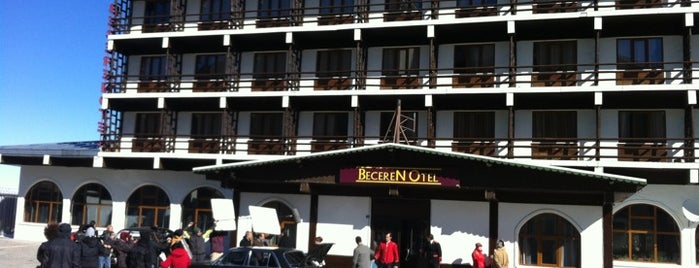 Beceren Otel is one of hotels 2.