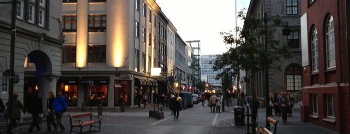 Austurstræti Street Walk is one of Reykjavík City Guide.
