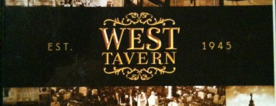 West Tavern is one of John 님이 좋아한 장소.