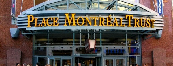 Place Montreal Trust is one of willou'nun Beğendiği Mekanlar.